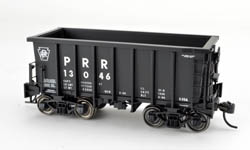 Bowser HO G-39a w/Friction Trucks PRR  #13024