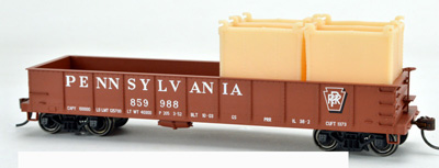English's Model Railroad N LCL Container Open Top (2 pcs)