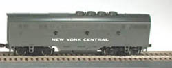 Bowser HO Pwr F3 B PH2 EARLY NYC GRAY 3/4 LITNING 5211